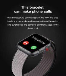 Novo Estilo Barato Bonitinha Bela moda masculina Bluetooth útil o aniversário da mulher presente de Natal para relógios de pulso reproduzido pode estar num relógio inteligente X7 Iwatch
