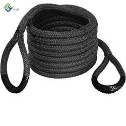 Doppia corda cinetica Braided resistente di rimorchio di ripristino del nylon 4X4