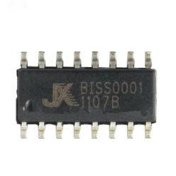 安い価格SMD PIRの赤外線センサー制御IC (Biss0001)