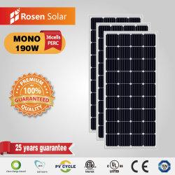 Rosen 190W 36células mono solo un panel solar
