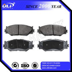 D1178 хорошие цены Semi-Metallic передних тормозных колодок