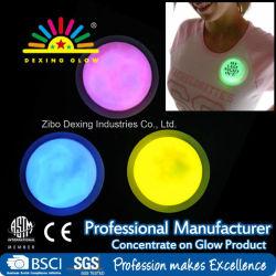 Glow Stick de 3 pulgadas de insignia de los botones de resplandor