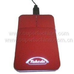 Сверхтонкий оптическая мышь подарков (S3A-0181A)