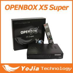 مستقبل قمر صناعي فائق الوضوح Openbox X5 مع شاشة VFD