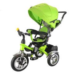 Bicyclette chaude de bébé de tricycle de gosses de roue du plastique 3 de vente