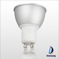 شريحة COB من نوع LED قابلة للتخفيت من نوع LED GU10