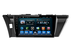 Voiture DVD GPS double DIN corolle OEM-1026 C Touch (AST)