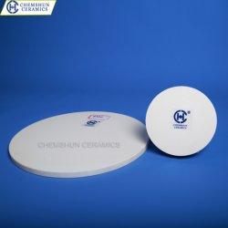 99.7L'alumine de polissage de haute pureté de la plaque de rodage pour les fabricants de matériel semi-conducteurs avancée