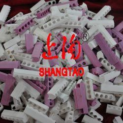 Weißer Steatit-keramische Band-Heizungs-Isolierungen