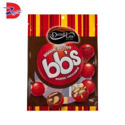 شعار الجودة المثالية حقيبة بلاستيكية مصنوعة من البلاستيك Candy PVC ملونة من أجل حلوى الحلوى