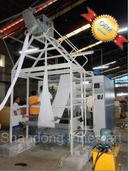 На заводе для изготовителей оборудования двойного Padder текстильных машин для окончательной обработки