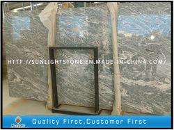 中国Juparana/砂波の花こう岩の一団は安く舗装用タイルを見た