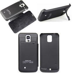 Batería de los casos Banco de potencia para el Samsung Galaxy S5