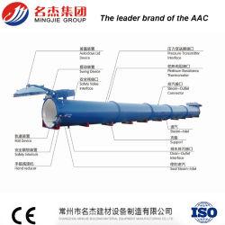 Alta pressão de vapor Autoclave AAC AAC Bloco Cal Areia tornando a máquina
