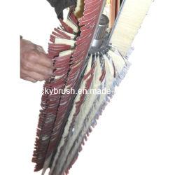 Cânhamo de sisal e escova da mistura da lixa para a máquina de lixamento (YY-136)