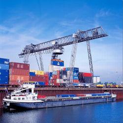 Laagste tarief voor zeevracht van China naar Koeweit