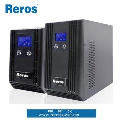 110V/208VAC UPS on-line para 1-6K, Torre, montado em rack 1K/2K/3K/6K, Monofásico, 1 em 1, Baixa Tensão UPS