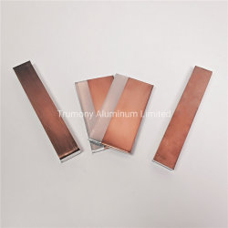 Usine de fabrication de matériaux de revêtement de métal multicouches pour la construction de décoration