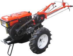 2車輪の農業の農場10HPの高いクラッチ力の耕うん機の歩く車輪のトラクター(SH101)