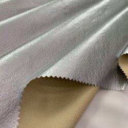 Taffetas de nylon plein terne 380t 100% Nylon Matériaux Cire et étanche Super Doux pour Down Jacket
