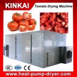 1500 kg par lot de la capacité de séchage de l'équipement de séchage de tomate