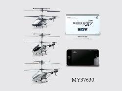 elicottero semplice dell'elica di 2.4G R/C 4CH (MY37630)