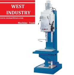 세륨 Approved를 가진 상자 Column Drilling Machine