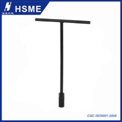 De zwarte Metrische Dopsleutel van de Hexuitdraai van het Metaal van de Staaf van 13mm T