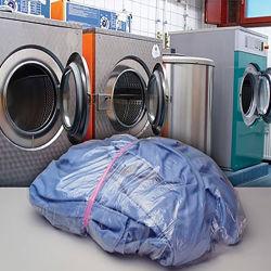 医学のAnti-Infective洗濯はPVAの水溶性の洗濯袋を袋に入れる