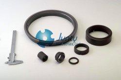 O carboneto de silício a Sic Parado /girando o Anel de Vedação para vedações mecânicas