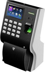 Lp400 мультимедийные устройства записи времени считывателя отпечатков пальцев со встроенным принтером