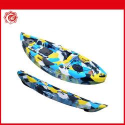 Loisirs Rotomolded kayak en plastique de la vie s'asseoir sur le dessus en kayak de rivière