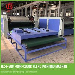 Sacos de tecido PP máquina de impressão Flexo /sacos tecidos de máquina de impressão