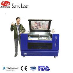 machine de découpage à gravure laser à haute vitesse 2000mm/s 30W Bois MDF RF céramique graveur laser 3D équipement laser de l'industrie