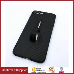 Het nieuwste Hoge Beschermende Geval van de Telefoon TPU van de Houder van Kickstand van de Rek Zachte Mobiele
