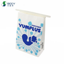 Food PackagingのためのFsc Certified Wax Coated Paper Bag