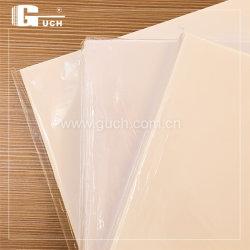 Oro/Plata/Blanco mascota imprimir las hojas de láser para la elaboración de cartas