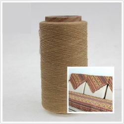Brown Ne6 Ne8 ha rigenerato il filato mescolato cotone per la coperta