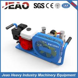 125L/min motor de gasolina Ba compresor para el Buceo