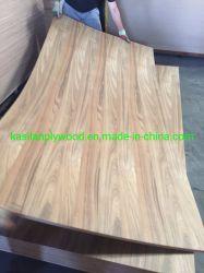 Grado Fire-Proof muebles utilizados para la construcción de madera contrachapada de fantasía de HPL con material certificado CE 20mm