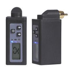 DC RCA Ubs 케이블과 건전지를 가진 재충전용 휴대용 디지털 표시 장치 소형 무선 귀영나팔 전력 공급