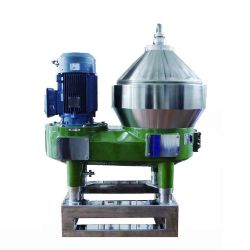 Venta caliente centrífuga de disco industriales de alta capacidad para la fábrica