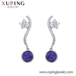 Étoile de cristaux d'arrivée Fashioned Earring Swarovski Elements Bijoux