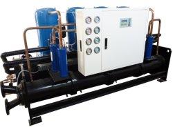 60HP de type ouvert refroidi par eau chiller Unité de refroidissement du refroidisseur d'eau industrielle pour les produits pharmaceutiques