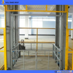 Fret hydraulique de levage vertical à plateforme hydraulique de la table élévatrice
