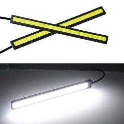 LED DRL 램프 LED 주간 야간 항행등을 유행에 따라 디자인 하는 방수 차