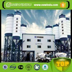 Mobile prêt Hzs120p 120m3/h de béton Usine de traitement par lots