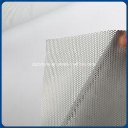 Cobertura de janela Visão de uma via para a impressão digital