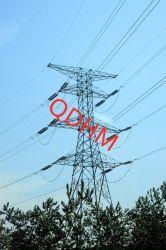 riga di trasmissione 220kv torretta d'acciaio della grata di angolo