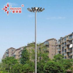 Starker 35-Meter 25-Meter Straßenlaterne-Hoch-Pole Lampen-Straßen-Lampen-Fußball-Gerichts-Gebrauch hoher heller Pole